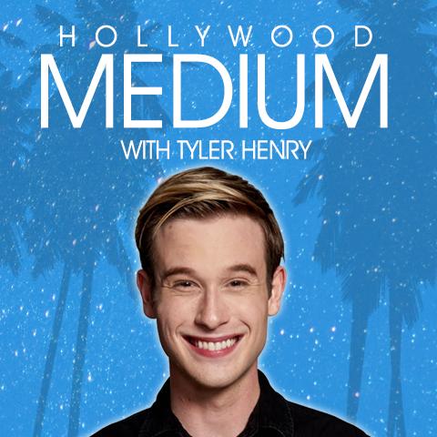 Tyler Henry Hollywood Medium Image